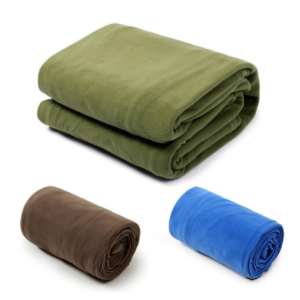fleece liner for sleeping bags army green blue brown