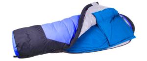 liner inside sleeping bag