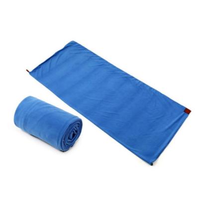 sleeping bag liner blue (2)